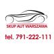 Oferta skupu aut za gotówkę - Warszawa